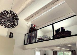 décoration mélange tradition et modernité